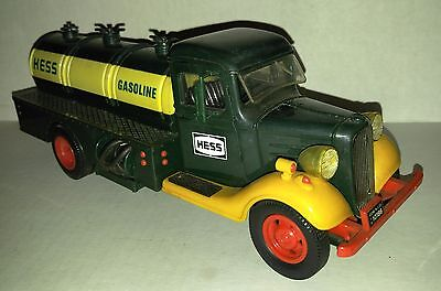 "1980's HESS 11"" Truck Bank VG/FN 5.0 Gasoline Tanker NO Box"