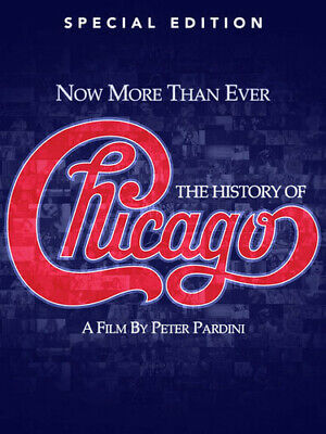 Now More Than Ever: The History Of Chicago DVD