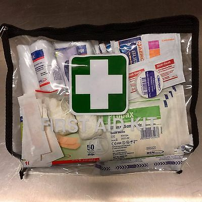 Waterproof 101pc Handy First Aid Kit perfect for your work, boat, 4WD, outdoors