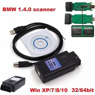 BMW Scanner 1.4 / v1.4.0 fit for BMW E38 E39 E46 E53 E83 E85 Never Locking