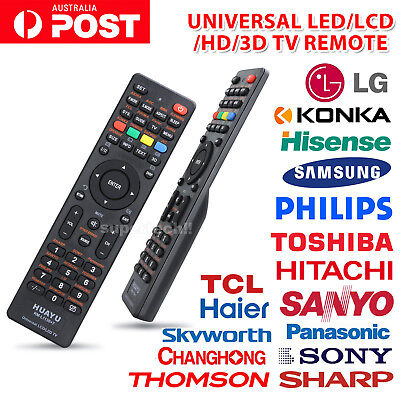 Universal LED/3D TV Remote for HISENSE, KONKA,CHANGHONG,SKYWORTH, HITACHI, Haier