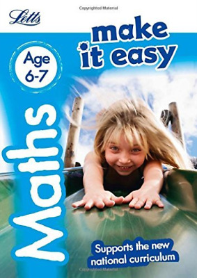 Make It Easy Maths 6-7  BOOK NEW