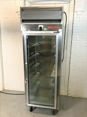 Vulcan HS1X-DG Food Holding ~ Warming Cabinet Glass door ~ 230v ~