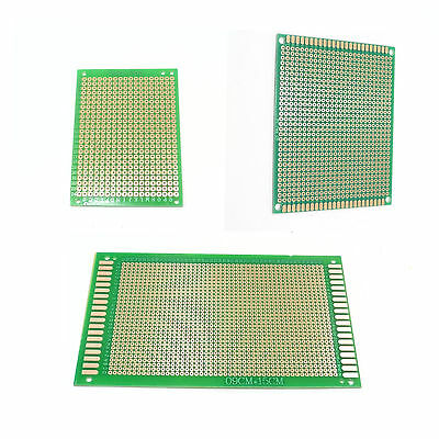 Universal One Sided Circuit Boards PCB Soldering Glass Fiber