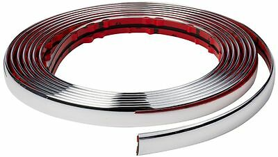 ROULEAU BANDE AUTOCOLLANTE CHROME 14mm 8 METRES PORSCHE 924 928 944 968 911 RS