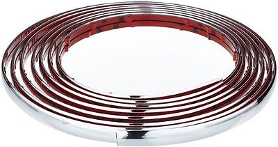 ROULEAU BANDE AUTOCOLLANTE CHROME 12mm 8 METRES PORSCHE 924 928 944 968 911 RS