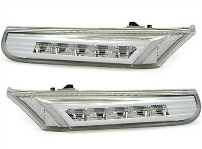2 Repetiteur Porsche 911 Type 996 1997-2005 Targa Turbo S Lateraux Led Cristal