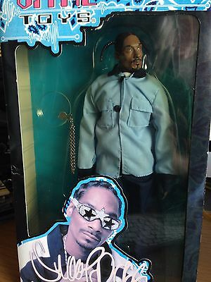 Snoop Dogg Vital Toys 'Little Junior' Action Figure, Never Opened