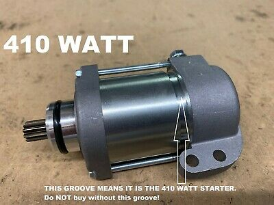 New HD Starter Motor KTM Motorcycle 200 250 300 EXC XC XCW 55140001100 410 Watt