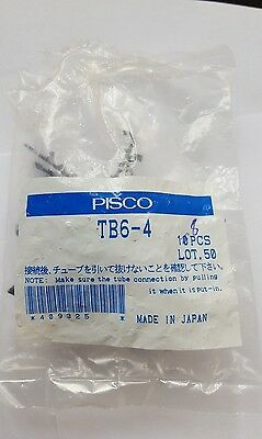 PISCO TB6-4 Tube Clamping Band (8PK) (R2S10.7B3)