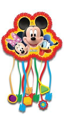 Playful Mickey Pinata Children's Birthday Party Games
