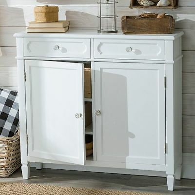 Console Table For Entryway Narrow Cabinet Storage Hallway