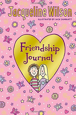 Wilson,jacqueli-Jacqueline Wilson Friendship Jour  Book New
