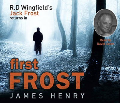 Henry,james-First Frost (Cd)  Cd New