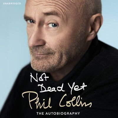 Collins,phil-Not Dead Yet: The Auto (Trade Cd)  Cd New