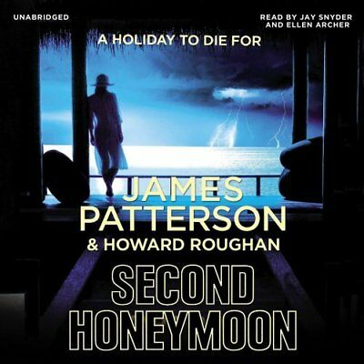 Patterson,james-Rc 1431 Second Honeymoon (Cd)  Cd New