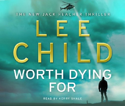 Child,lee-Rc 1239 Worth Dying For (Cd)  Cd New