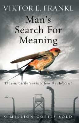 Frankl,V E-Man`s Search For Meaning  Book New
