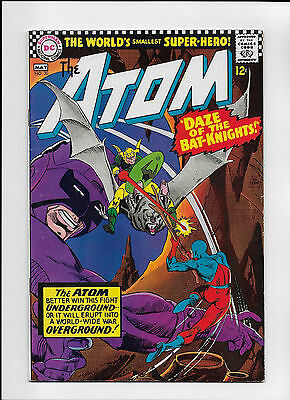Atom 30 F/VF  (DC - May 1967) 50% Off Guide!