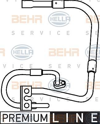 9GS 351 337-281 HELLA High Pressure Line, air conditioning