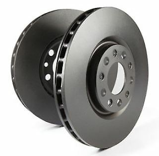 D1612 EBC Standard Brake Discs Rear (PAIR) fit CITROEN C6