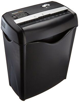 Commercial Office Shredder Paper Destroy Crosscut Heavy-Duty CD Credit Card NEW
