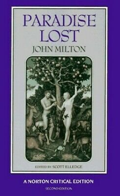 Paradise Lost (Norton Critical Editions) by Milton, John Paperback Book The