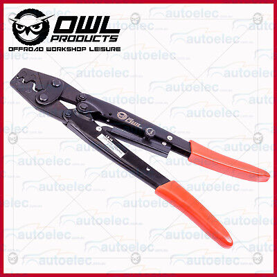 Wise Owl Anderson Plug Cable Crimping Tool Wire Crimp Terminal Battery Lug Ls16