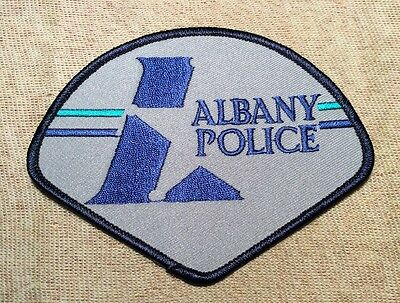 OR Albany Oregon Police Patch