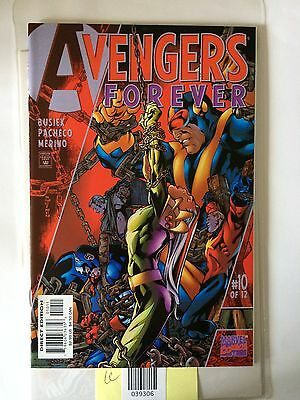 Avengers Forever #10 NM/MT Guardians of the Galaxy CAPTAIN AMERICA Marvel Comics