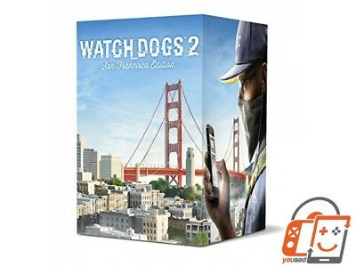 Watch Dogs 2 - San Francisco Edition - [Xbox One] - SEHR GUT