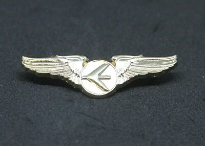 Embraer Logo WINGS ERJ gold for Pilot Crew as uniform accessory