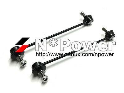 FRONT SWAY BAR LINK ASSEMBLY PAIR BMW E46 Coupe 318Ci 320Ci 323Ci 325Ci 330Ci