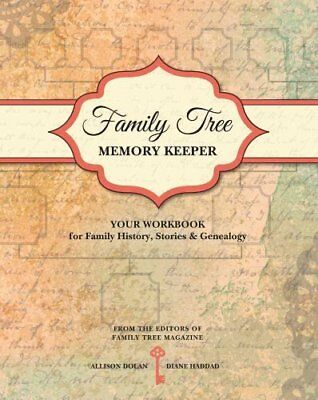 Family Tree Memory Keeper Your Workbook for Family History, Sto... 9781440330629