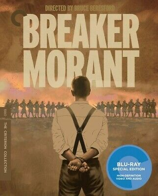 Breaker Morant (Criterion Collection) [New Blu-ray] Subtitled, Widescreen