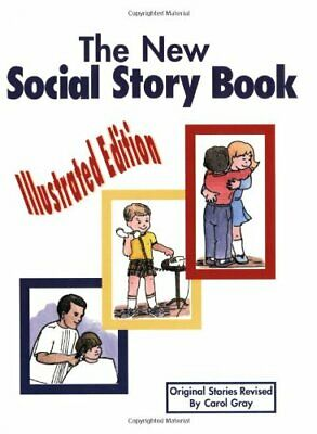 The New Social Story Book, Gray, Carol Paperback Book The Cheap Fast Free Post