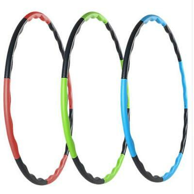 Girls Toys Self Assembling Hula Hoop Garden Games for Funny Party Play 6A