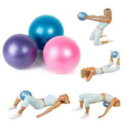 4 Colors 25CM Yoga Ball Pilates Fitness Exercise Birthing Stability Ball B