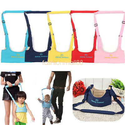Baby Toddler Walking Wing Belt Safety Harness Strap Walk Assistant Infant Carry