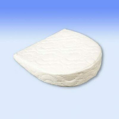 Baby Anti Reflux Colic Congestion Wedge Pillow For Pram Crib Cot Bed Flat Foam