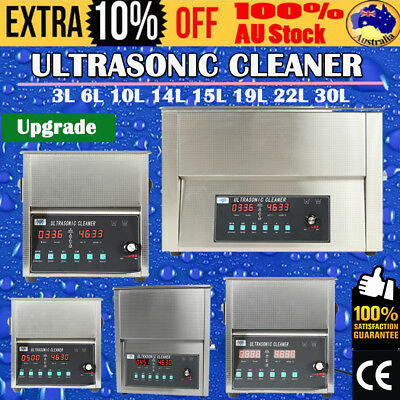 Upgrade Ultrasonic Cleaner Sweep Degas Industrial Ultra Sonic Tank Basket Cover