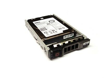 "Dell Seagate Enterprise Performance 10K 2.5"" 1.2Tb HDD SAS 12 Gbps Caddy WXPCX"