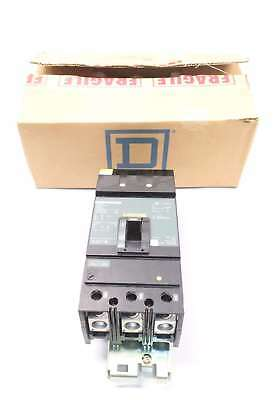 New Square D Ka36250 3P 250A Amp 600V-Ac Molded Case Circuit Breaker D571564