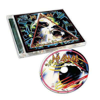 Def Leppard : Hysteria CD (2017) ***NEW*** Incredible Value and Free Shipping!