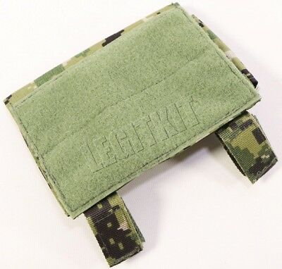 NEW Eagle Industries AOR2 GRG Chest Pouch w/ Document Window - MOLLE - 5A2 SEAL
