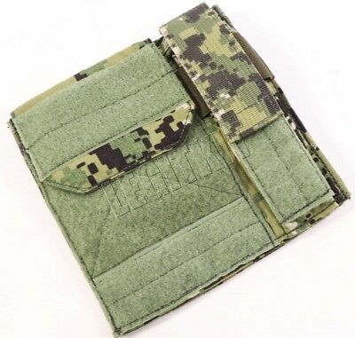 NEW Eagle Industries AOR2 Admin Pouch w/ Light - MOLLE - Navy SEAL NSW 5A2