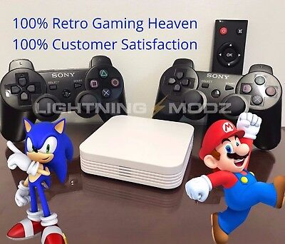 Retro Arcade Machine Console 48GB. New Faster 2017 Model, wireless controllers.