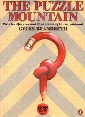 The Puzzle Mountain Paperback Book The Cheap Fast Free Post