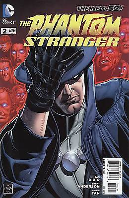 THE PHANTOM STRANGER 2 B...NM-..2013...New 52...1:25 VARIANT COVER...Bargain