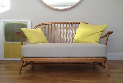 New Cushion & Cover  For An Ercol 203/2 Seater  Sofa